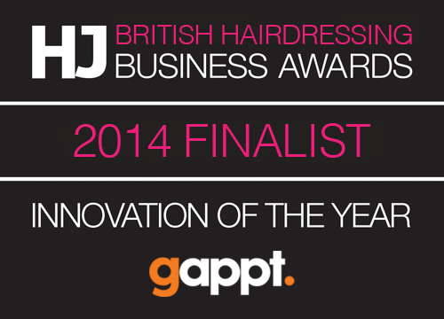 HJ British Hairdressing Business Awards 2014 Finalist Innovation Of The Year